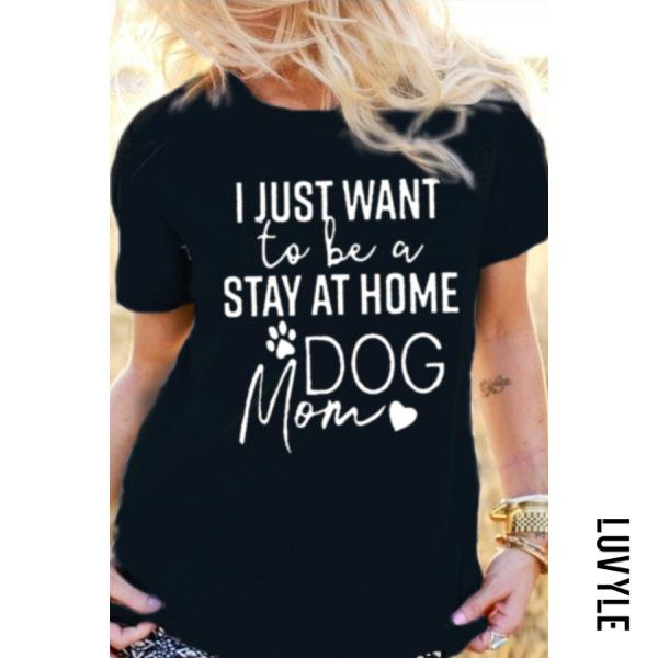Black T-Shirts Black T-Shirts