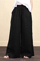 Stylish Temperament Loose Wide-leg Pants