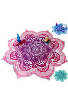 Round Beach Towel Beach Towel Mat Vacation Sun Shawl Wrap Skirt