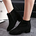 Casual Chunky Short Boots