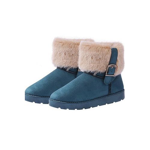Short  Elegant Plain Boots