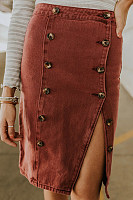 Decorative Buttons  Basic Skirts