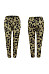 Leopard Printed   Basic Pants