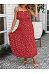 Spaghetti Straps Floral Printed Sleeveless Maxi Dresses