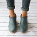 Short Plain  Basic Boots