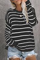 2020 Autumn Stripe Sweater