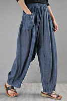 Fashion Casual Simple Loose Pants