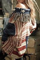 Women Bohemian Casual Cardigans