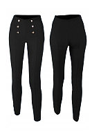 Decorative Buttons  Plain Jeans