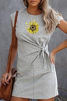 2020 Summer Printed Bodycon Dress