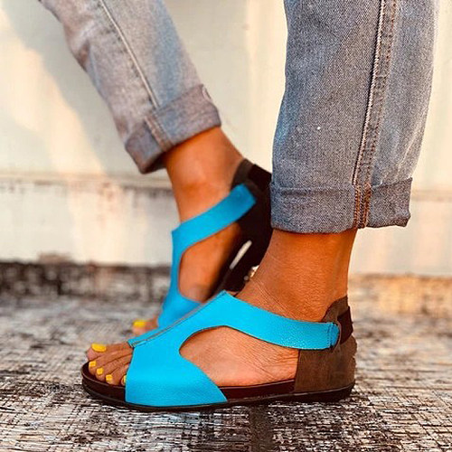 Women's fish mouth sandals