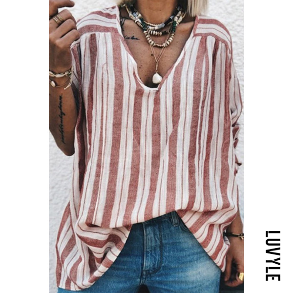 Fashion | Blouse | Stripe | Women