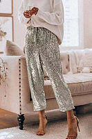 Shining Long Casual Pants