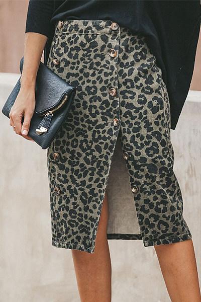 Decorative Buttons  Basic Skirts