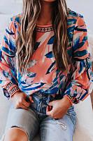 Casual Printed Long Sleeve Shirt