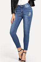 Plain Basic Denim Jeans
