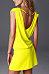 V Neck  Backless  Belt  Plain  Short Sleeve Casual Dresses
