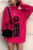 Ladies Queen Fashion Sweater