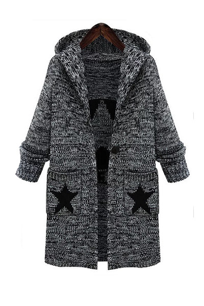 Hooded Star Casual Outerwear