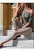 Women Fashion Single Shoulder Collar Long Sleeve Plain T-Shirt