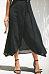 Deep V Neck  Plain  Half Sleeve Maxi Dresses