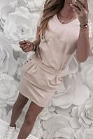 V Neck  Decorative Buttons  Plain  Short Sleeve Bodycon Dresses