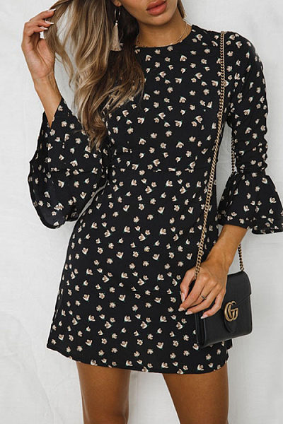 https://www.luvyle.com/round-neck-dot-bell-sleeve-long-sleeve-casual-dresses-p-39747.html