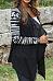 Asymmetric Hem Snap Front  Vintage Cardigans