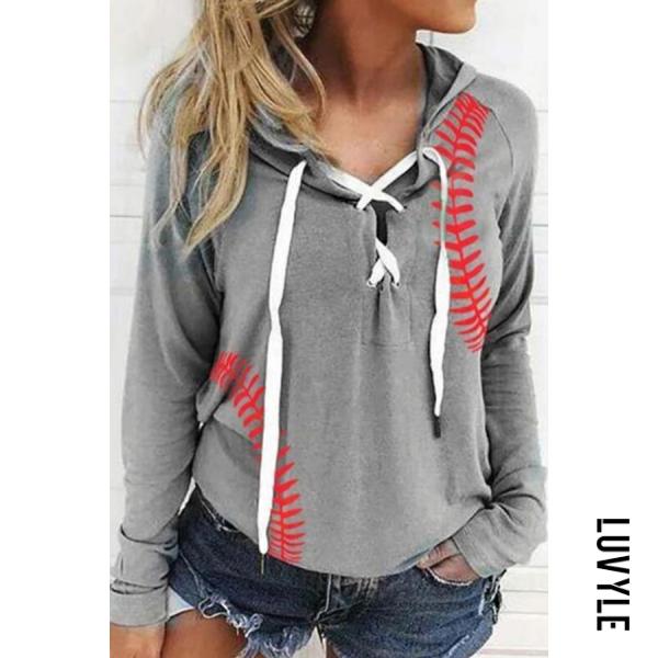 Fashion V-neck Loose Sweater