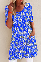 2020 Summer Floral Dress