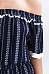 Decorative Lace Patchwork  Stripes  Playsuits