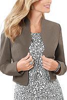 Band Collar  Plain Jackets