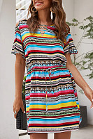 2020 Summer Boho Casual Dress
