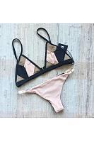Spell Color Sexy Bikini Swimwear