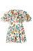 Off Shoulder  Ruched  Floral Printed Jumpsuits
