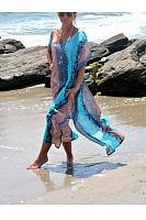 Turkey Gown Style Beach Dress Maxi Dress