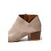 High Heeled Plain Boots