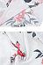 Deep V Neck  Floral Printed  Blouses