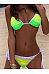 Halter  Gradient  Sexy Bikini