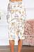 Basic  Printed  Elegant  Skirts