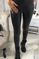 Long  Elegant  Plain Leggings