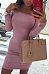 Open Shoulder  Long Sleeve Bodycon Dresses
