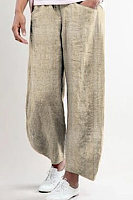 Casual Striped Long Pants