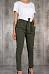 Long Plain  Casual Pants